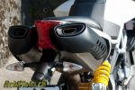 Aprilia Dorsoduro 1200 ABS/TC – La puissance maîtrisée