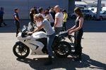 Cours d'initiation moto par Kawasaki Suisse les 21 avril et 5 mai 2012
