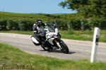 Ducati Multistrada 1200S Touring - « Sauce all'Arrabiata »