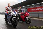 Honda CBR1000RR 2012 - Facile, même sous le déluge!