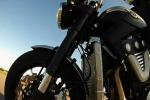 Horex VR6, les premiers tours de roues - Quel son !