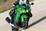 La Kawasaki ZZR 1400 entre en action sur l'asphalte de Nardò (I) !
