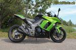 Kawasaki Z1000SX, le touring-sportif revient à charge !