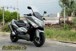 Yamaha T-Max XP500 25kW – L'amant
