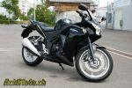 Honda CBR250R, l'entrée en matière