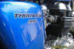 "Triumph Thruxton 900 ""Café Racer"""