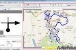 Le Tripy II, le GPS qui sait plier une carte routière