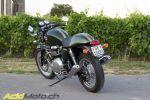 Triumph Thruxton, le plus simple plaisir de rouler