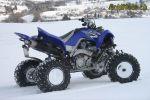 Yamaha YFM 700 Raptor - Fun !