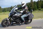 Ducati Diavel Strada, les plaisirs de la route à deux