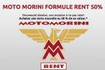 Moto Morini Formule Rent 50% - Acquérir, changer ou rendre, c'est toi qui décide !
