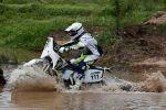 Un défi fou : Le Dakar en 125cc 2-temps