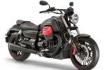 Les Moto Guzzi California Touring et Audace Carbon s'affirment pour 2017