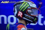 Jorge Lorenzo à nouveau en proie à des problèmes avec son casque HJC lors du GP de Silverstone