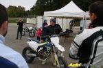 Stage de Supermotard chez Gilles Salvador – Ça glisse à Villars-sous-Ecot