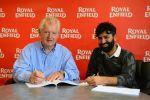 Royal Enfield rachète le constructeur de châssis Harris Performance