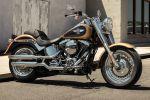 Harley-Davidson Lausanne met une Fat Boy en jeu - Samedi 10 décembre, soyez de la partie !