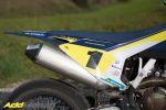 Essai Husqvarna 450FS Philippe Dupasquier – J'ai roulé la moto du Champion