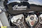 """Essai de l'Indian Scout - """"Legend is back"""""""