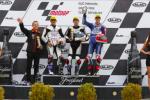 Moto3 à Brno - McPhee fait triompher la Peugeot sous la pluie