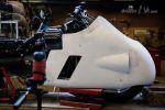 """Moto Guzzi """"Vanguard V8"""" by Numbnut - Une coup de crayon de Gannet Design"""