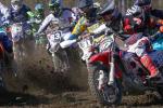 Les meilleurs moments du motocross de Frauenfeld 2016