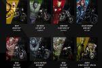 Harley-Davidson et Marvel - Des motos à l'effigie des super-héros