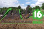 Les meilleurs moments en vidéo du Motocross de Broc 2016