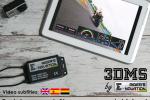 3DMS pour les motards - Mesurez, améliorez et partagez vos performances !