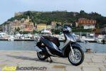 Essai du nouveau scooter Piaggio Medley 125