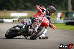Championnat de France Supermotard 2016 - Le team Luc1 à l'oeuvre sur le circuit de Bresse