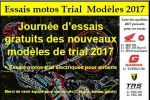 Trial - Journée d'essais toutes marques des modèles 2017, le 16 octobre à Saint-Aubin (NE)