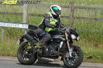 Triumph Speed Triple R 2016 - Une photo volée et quelques détails