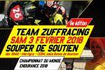 Souper de soutien pour le team Zuff Racing - Samedi 03 février 2018 à Martigny