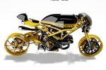 Ducati 1100 SC by Tex Design