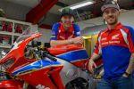 Road Race 2018 – Le team Honda Racing avec Ian Hutchinson et Lee Johnston