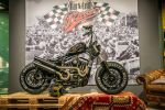 L'agent Harley-Heaven Dietikon est le Custom King 2017
