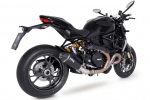 La Ducati Monster 1200 reçoit le silencieux Hypercone de Remus