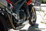 Essai Triumph 1050 Speed Triple R – God save the Speed