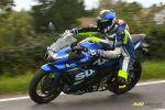 Essai Suzuki GSX-R 250 - J'ai piqué la meule de Rins et Iannone