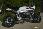 Comparatif BMW Nine T Racer vs Triumph Bonneville Thruxton R - Les Café Racer européens envoient du lourd