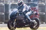 Ducati V4 – A nouveau surprise en plein roulage