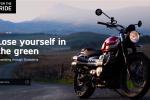 """""""For the Ride"""" de Triumph - L'édition de juillet est en ligne"""
