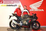 FSBK 2018 - Sébastien Fraga et le Centre Honda Genève s'engagent en Superbike Challenger avec le Team AcidMoto.ch