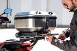 Givi S410 Trolley - Déplacez-vous avec votre top case comme avec une valise à roulettes