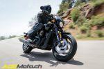 Essai Harley-Davidson Street Rod - Dynamique et agile, c'est possible
