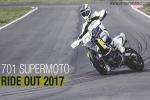 Concours Ride Out 2017 - 4 jours en Californie au guidon d'une Husqvarna 701 SM