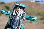 Essai délire de la KTM 450 Rally Motorex de Lyndon Poskitt - Lolo s'en est mis une nouvelle...