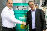 Motorex devient le fournisseur officiel de lubrifiants de Husqvarna
