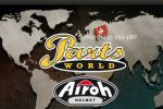 Parts World reprend l'importation des casques Airoh pour la Suisse